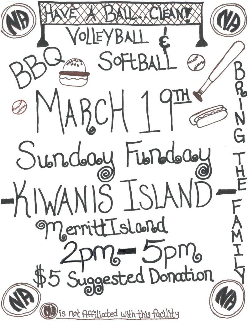 HAVE A BALL CLEAN!! @ Kiwanis Island | Merritt Island | Florida | United States