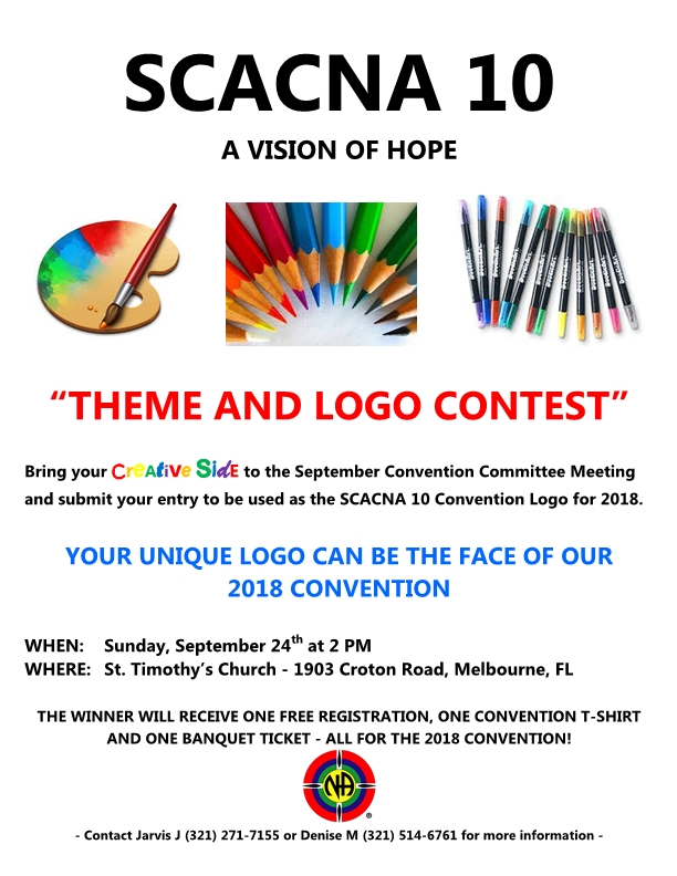 Logo Contest for our 10 Year Anniversary of Our Convention