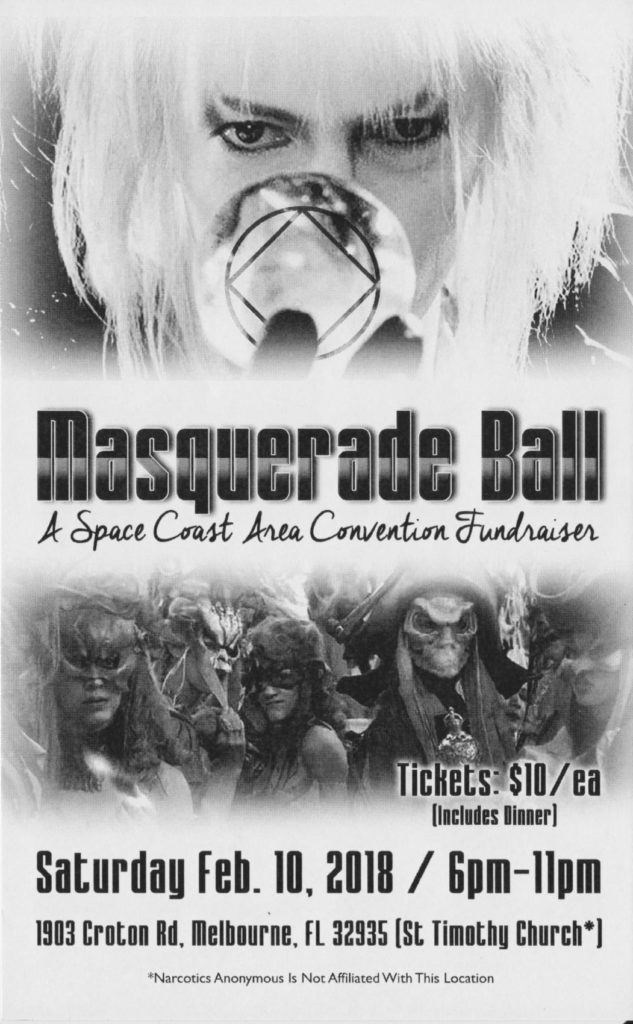 Masquerade Ball A Convention Committee Fundraiser @ St. Timothy Church | Melbourne | Florida | United States