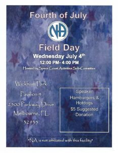4th of July Field Day @ Wickham Park Pavilion 4 | Melbourne | Florida | United States