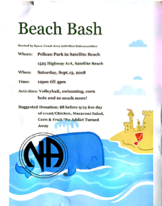 Sep 15th Beach Bash @ Pelican Beach Park | Satellite Beach | Florida | United States